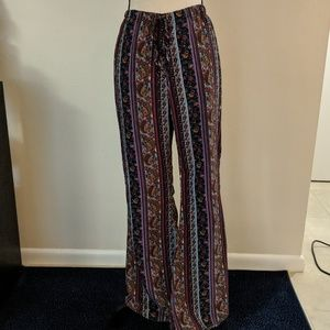 Band of Gypsies Patterned Pants